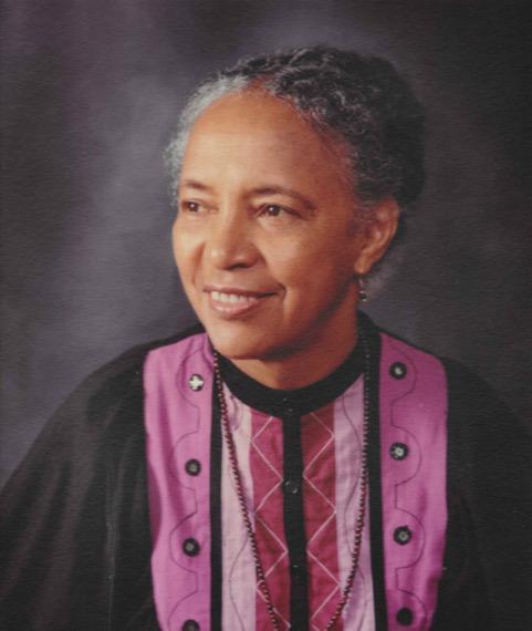 Margaret Lawrence
